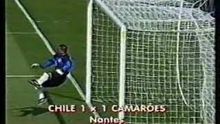 Mundial 1998:Italia Vs Austria-Chile Vs Camerun-Marruecos Vs Escocia