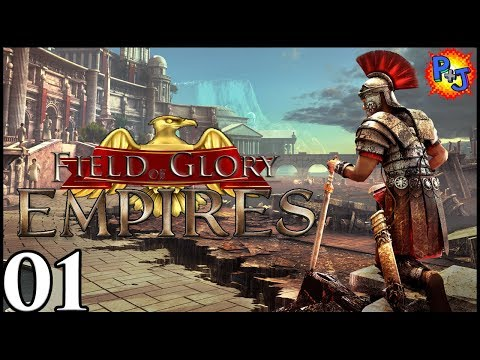 Let's Play Field of Glory: Empires | Rome Gameplay Episode 1 (with FOG 2 Battle Import)