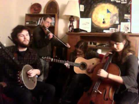 Windsor Folk Family plays Acony Bell by Gillian Welch