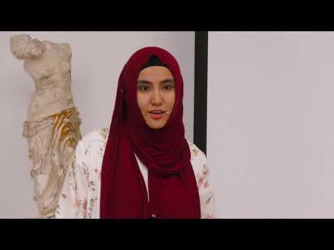 Мифы об угнетенной женщине в исламе   Gulmira Nussipbekova   TEDxAbayStWomen
