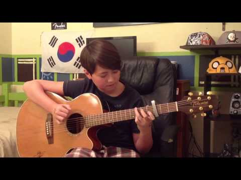 Hey Brother Avicii Fingerstyle Cover Peter Gergely Free Guitar