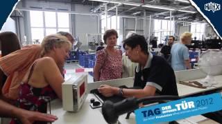 preview picture of video 'HAIX Impressionen - Tag der offenen Tür 2012'