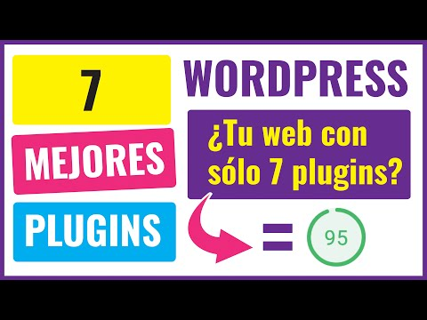 7 Plugins INDISPENSABLES para WORDPRESS -Mejores plugins básicos de wordpress 2021 imprescindibles -…