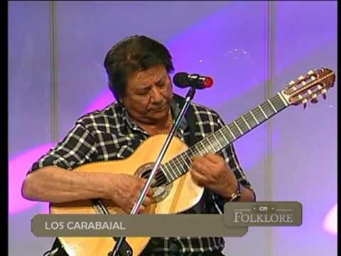 Los Carabajal video Zamba para un bohemio guitarrero - CM Folklore 2016