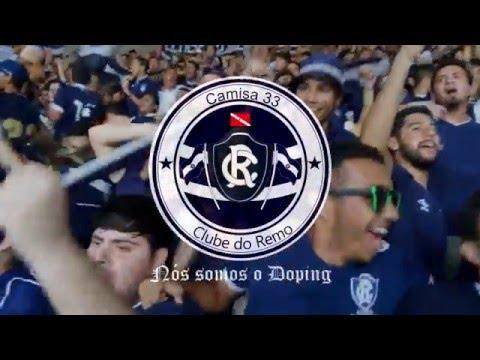 """""""Camisa 33 - Sou Azulino, um sentimento que faz amar!"""" Barra: Camisa 33 • Club: Remo"""