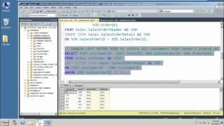02 - Querying Microsoft SQL Server 2012 - Advanced SELECT Statements