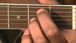 😎 Guitar Lesson: How To Play Old School 12 Bar Blues #1 EASY PART 1 Beginners The Chords Key E 145