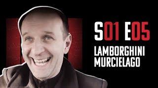 Czarna Wołga S01E05 | Rafał Rutkowski | Lamborghini Murcielago