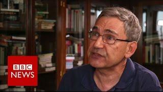 Orhan Pamuk criticises Erdogan & West over failed Turkey coup - BBC News