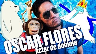 Oscar Flores Voz REY HELADO - Chango Memé
