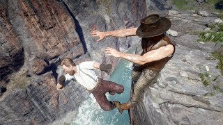 Red Dead Redemption 2 - TOP 100 Best Moments of 2019