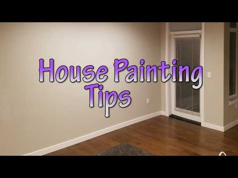 House Painting Tips : How To Achieve Nice Paint Lines Mp3
