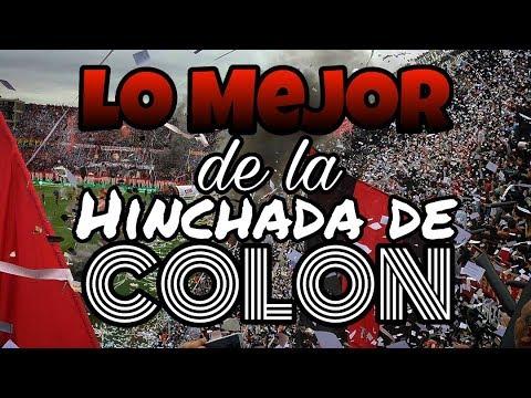 """""""LO MEJOR de la HINCHADA de COLON   Insta Sabalero"""" Barra: Los de Siempre • Club: Colón"""