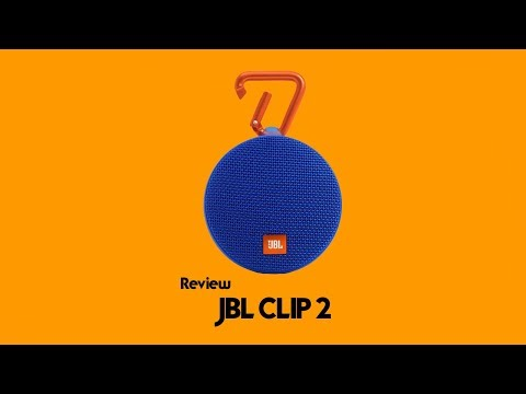 PARLANTES JBL CLIP 2 PORTABLE