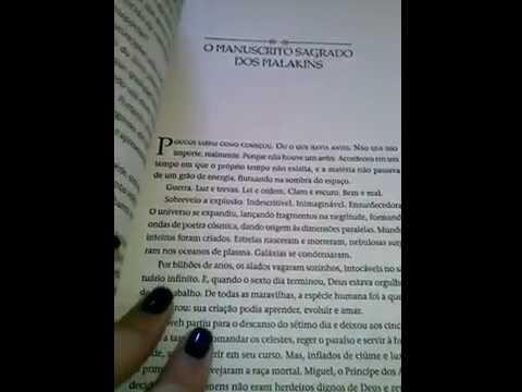 Review Livro filhos do eden -edi. Verus