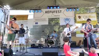 Video REFUFEST 2014 Praha Kampa Park -RUMBLEMEN