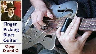Jim Bruce Blues Guitar - Crossroads - Robert Johns...