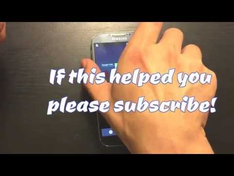 Galaxy S4: How To Remove Picasa Photo Albums Easily!!!!!!!!!!!!!! Mp3
