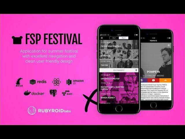 FSP App development