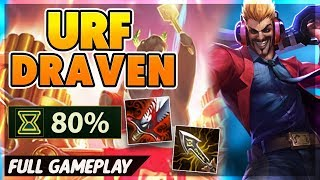 THE BEST UNKILLABLE DRAVEN BUILD - BunnyFuFuu Full Gameplay