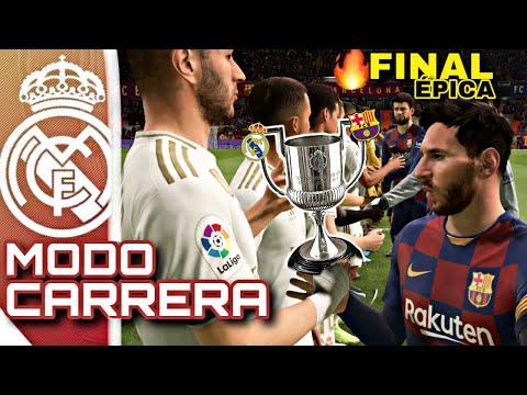 FIFA 20 | MODO CARRERA - REAL MADRID | ¡FINAL LETAL!😲 ¿NI LIGA NI COPA? Ep.30