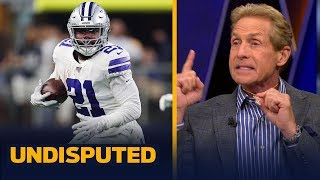 Skip Bayless reacts to the Dallas Cowboys' Week 7 win over the Eagles | NFL | UNDISPUTED