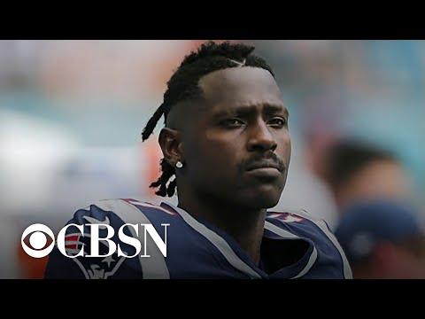 New England Patriots release Antonio Brown following rape accusation