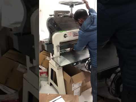 Treadle Paper Cutting Machine
