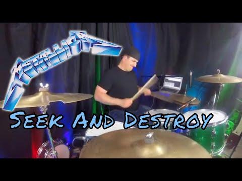 Download Metallica Seek Amp Destroy Guitar Cover Video 3GP Mp4 FLV