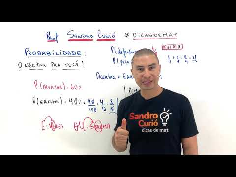 Aula 00 | Probabilidade - Parte 01 de 03 - Matemática