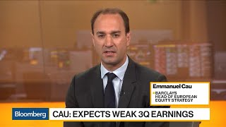 Europe Banks Could Beat Earnings Expectations: Barclays's Cau