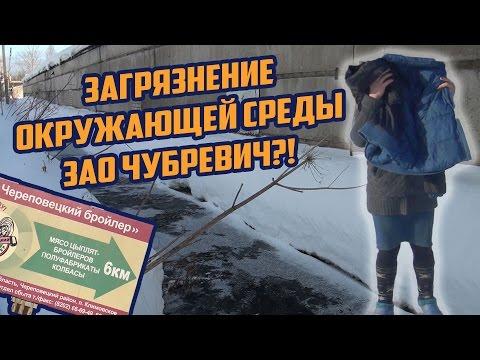 Загрязнение окружающей среды ЗАО Чубревич?!
