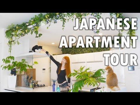 Our Japanese apartment tour!