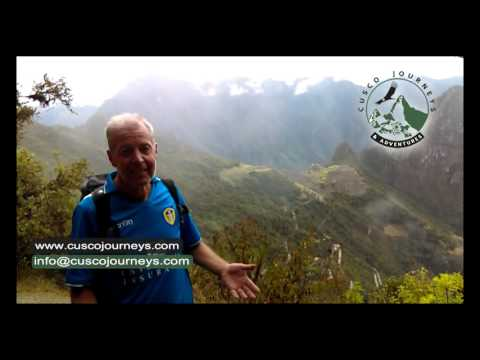 INCA TRAIL REPORT with Cusco Journeys