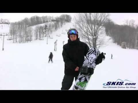 2013 Gnu Metal Guru Snowboard Review By Skis.com