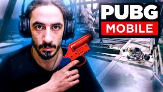 KÖPRÜ TUTTUM VE İŞARET FİŞEĞİ İLE KILL ALMAYI DENEDİM - PUBG Mobile