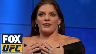 Lauren Murphy says she didn't get along with Eddie Alvarez | TUF TALK