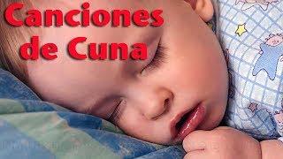 Cancion de Cuna para Dormir Bebes - 8 Temas Larga Duracion - Dormir e Relaxar - Nanas #
