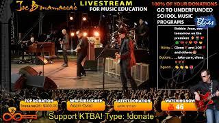 Joe Bonamassa KTBA Livestream - Monday 2/10/2020