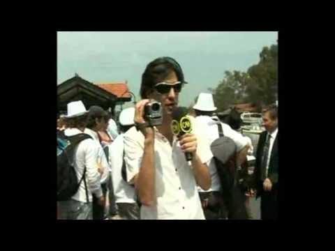 Alejandro Sanz video Looking for paradise  - Especial CM 2009