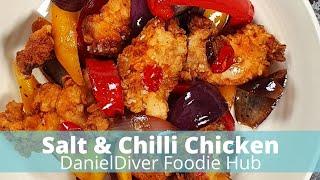 Salt & Chilli Chicken