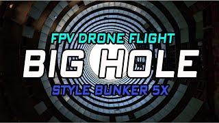 Style Bunker 5x 빅홀 첫비행/Gopro Session5/FPV드론/프리스타일