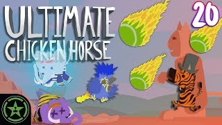 GIANTS & GHOSTS UPDATE - Ultimate Chicken Horse Month (#20)   Let's Play