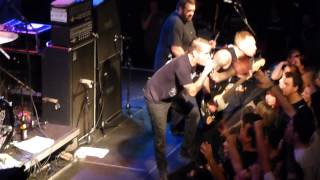 Boysetsfire - (10) and Counting, live 06.10.2014 Köln, Bürgerhaus Stollwerk, 20th anniversary