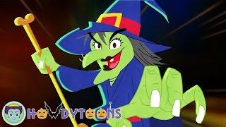 Halloween Songs for kids - I