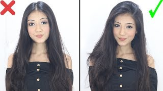 4 Hair Hacks For Instantly Look More Beautiful In Open Hair