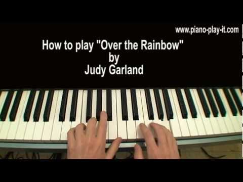Over The Rainbow Piano Tutorial Judy Garland Mp3