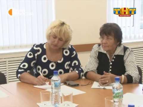 Выездное заседание Общественной палаты Республики Башкортостан в Нефтекамске. 05.09.2017