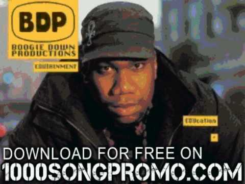 boogie down productions - The Racist - Edutainment