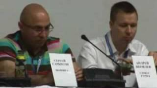 выступление Дмитрия Потапенко